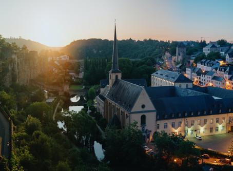 City | De mooiste locaties in Luxemburg (stad)