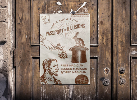 Passport to illusions