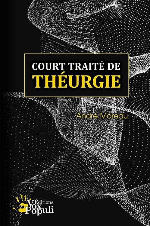 TRAITÉ DE THÉURGIE