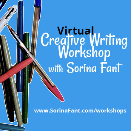 Virtual Creative Writing Workshop blue 4