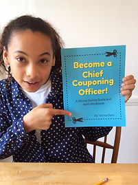 Become a Chief Couponing Officer! by Sorina Fant. Available on Amazon.com