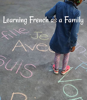 Learning French As A Family - www.SorinaFant.com