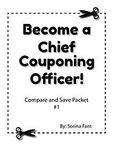 Become a Chief Couponing Officer! By Sorina Fant