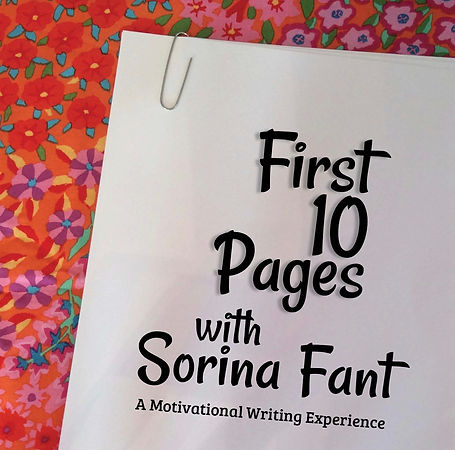 First 10 Pages with Sorina Fant