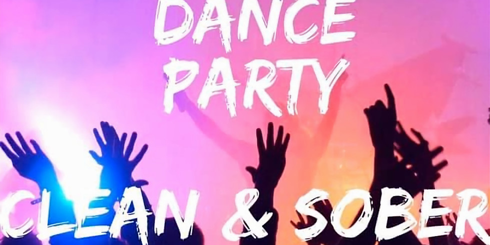 Recovery Dance Party