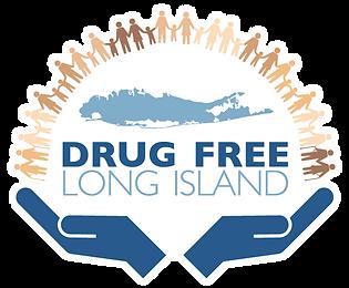 DrugFreeLI Logo