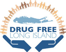 DRUG FREE LONG ISLAND LOGO