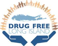 DRUG FREE LONG ISLAND LOGO