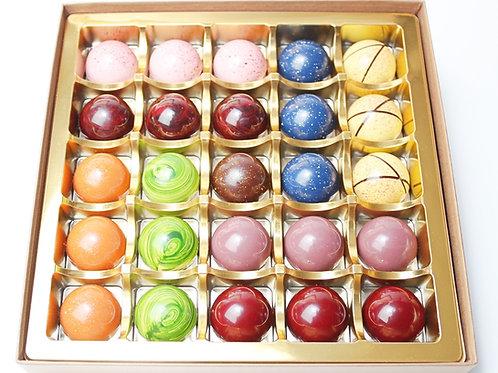 25 piece selection box