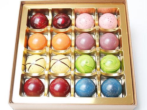 16 piece signature selection box