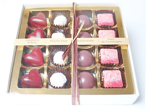 16 piece mixed selection box