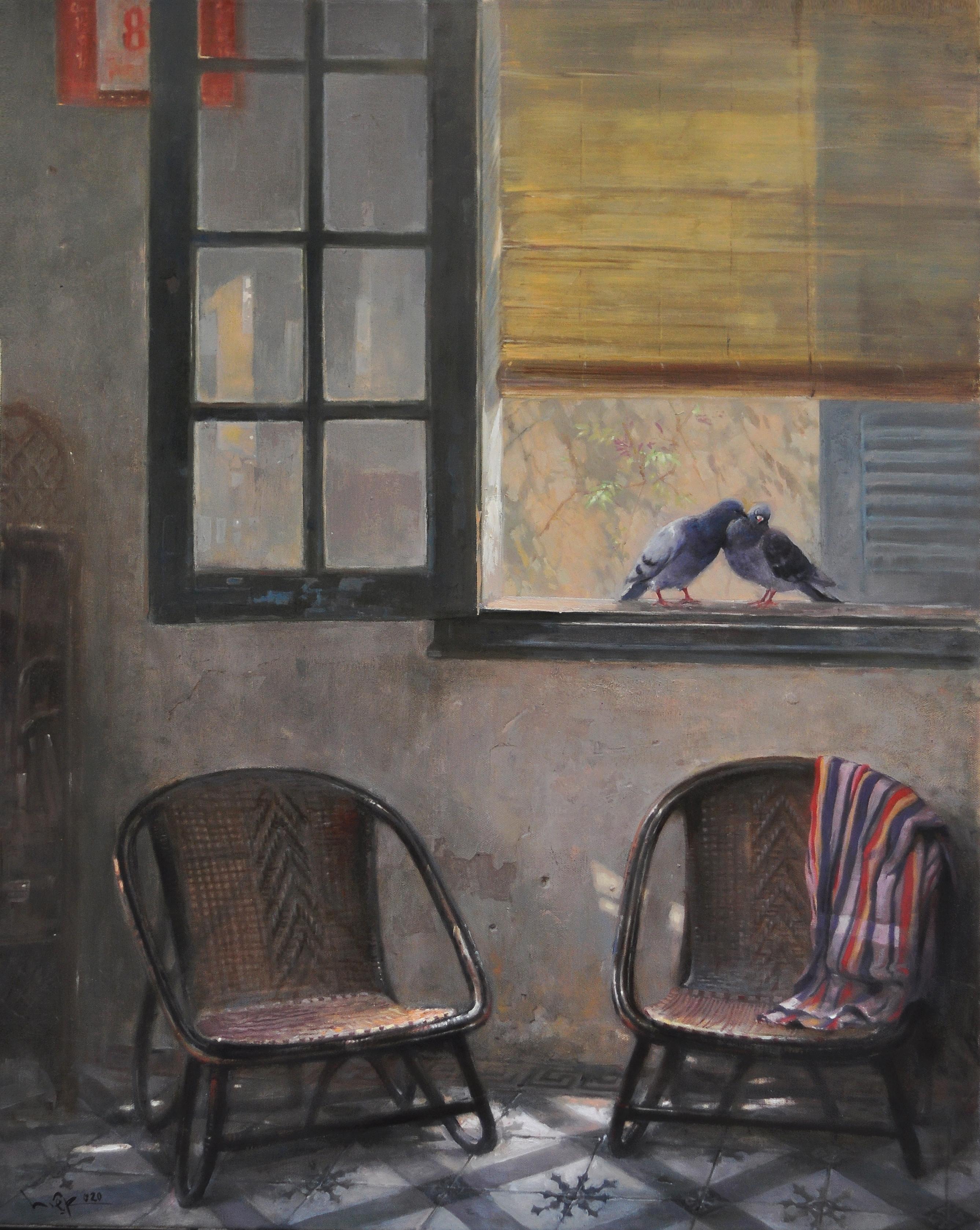 By the Window | Bên Khung Cửa