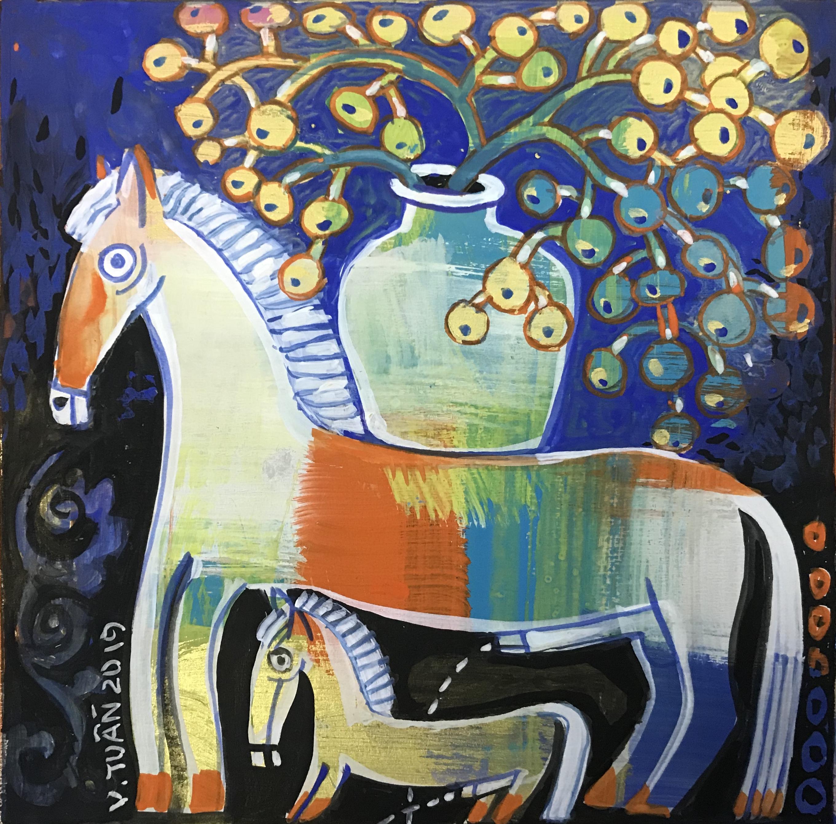 Ngựa | Horses