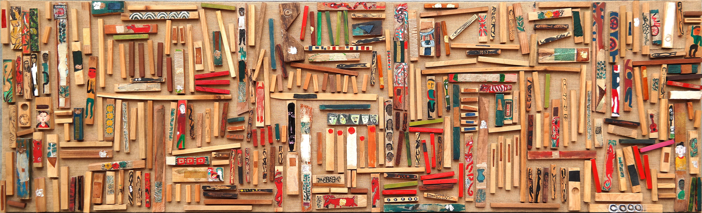 Pieces Here and There | Những mảnh ghép trong này và ngoài kia