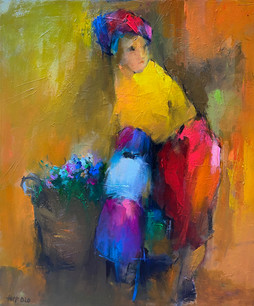 Mother & Child | Mẹ Con