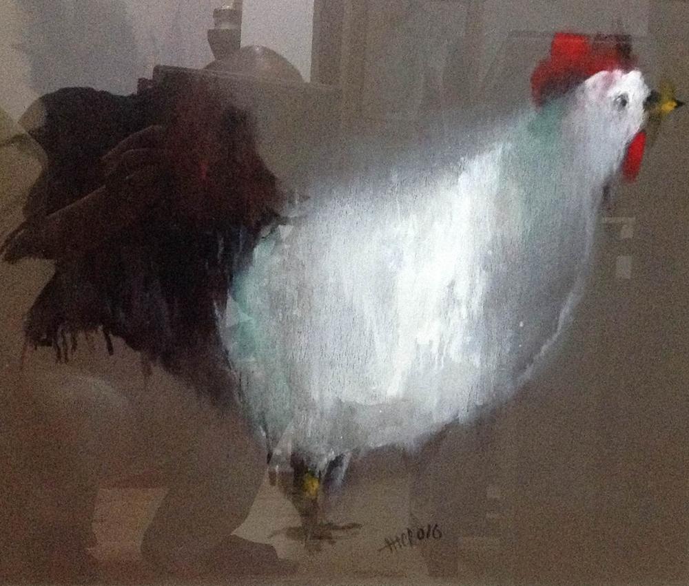 Chicken No. 2   Gà No. 2