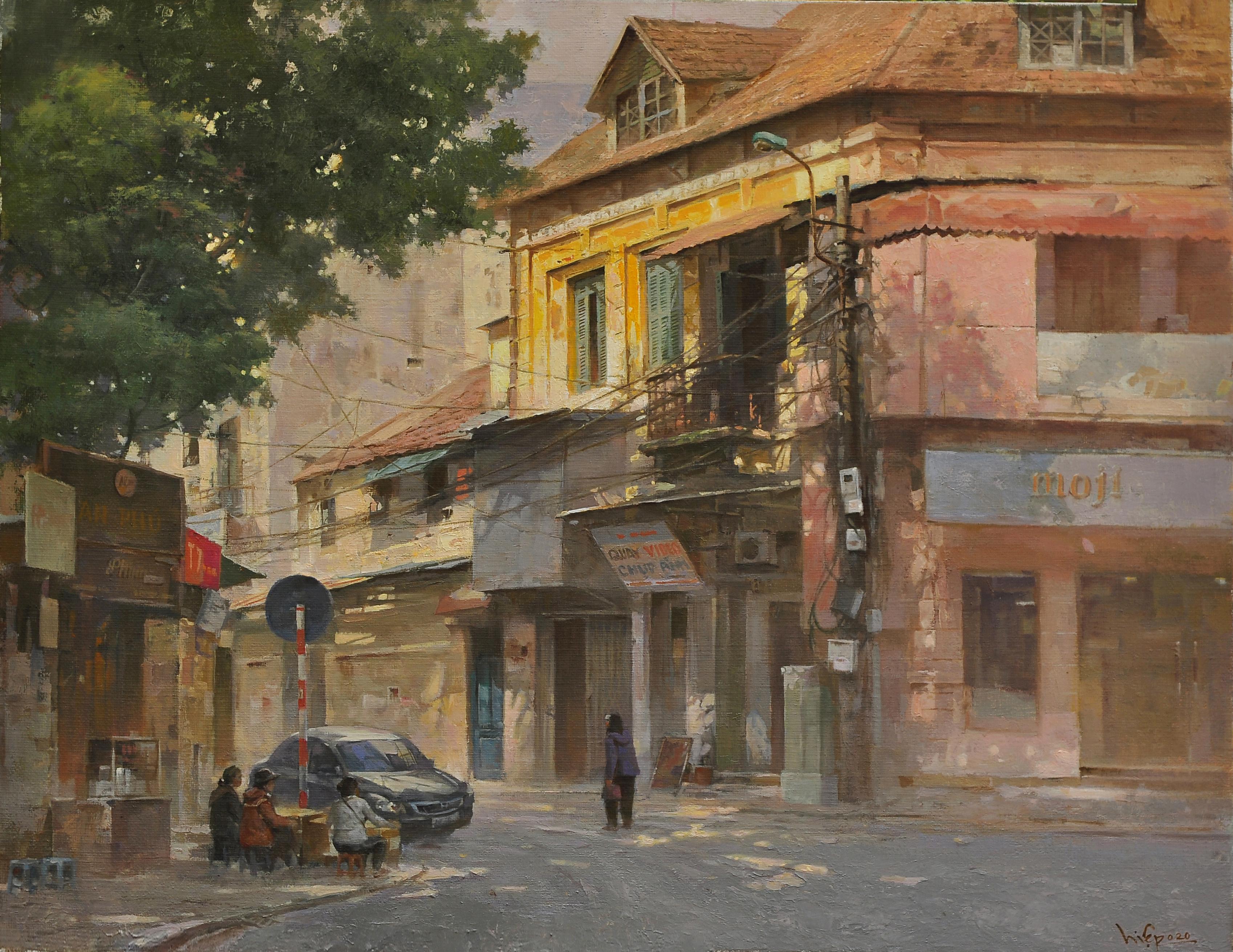 Afternoon Hang Upon | Chiều Buông