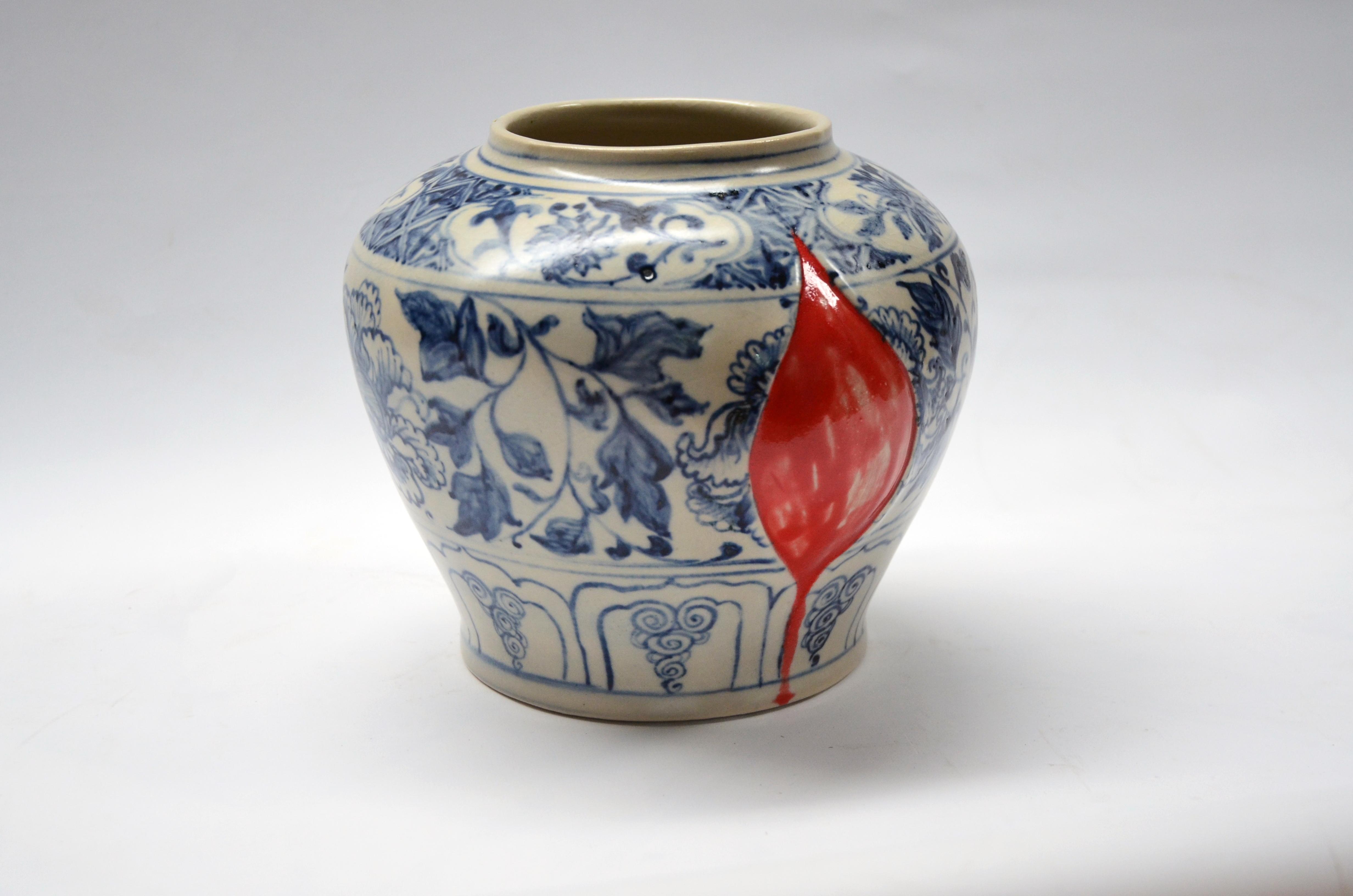 Vase 01 | Bình Hoa Dây