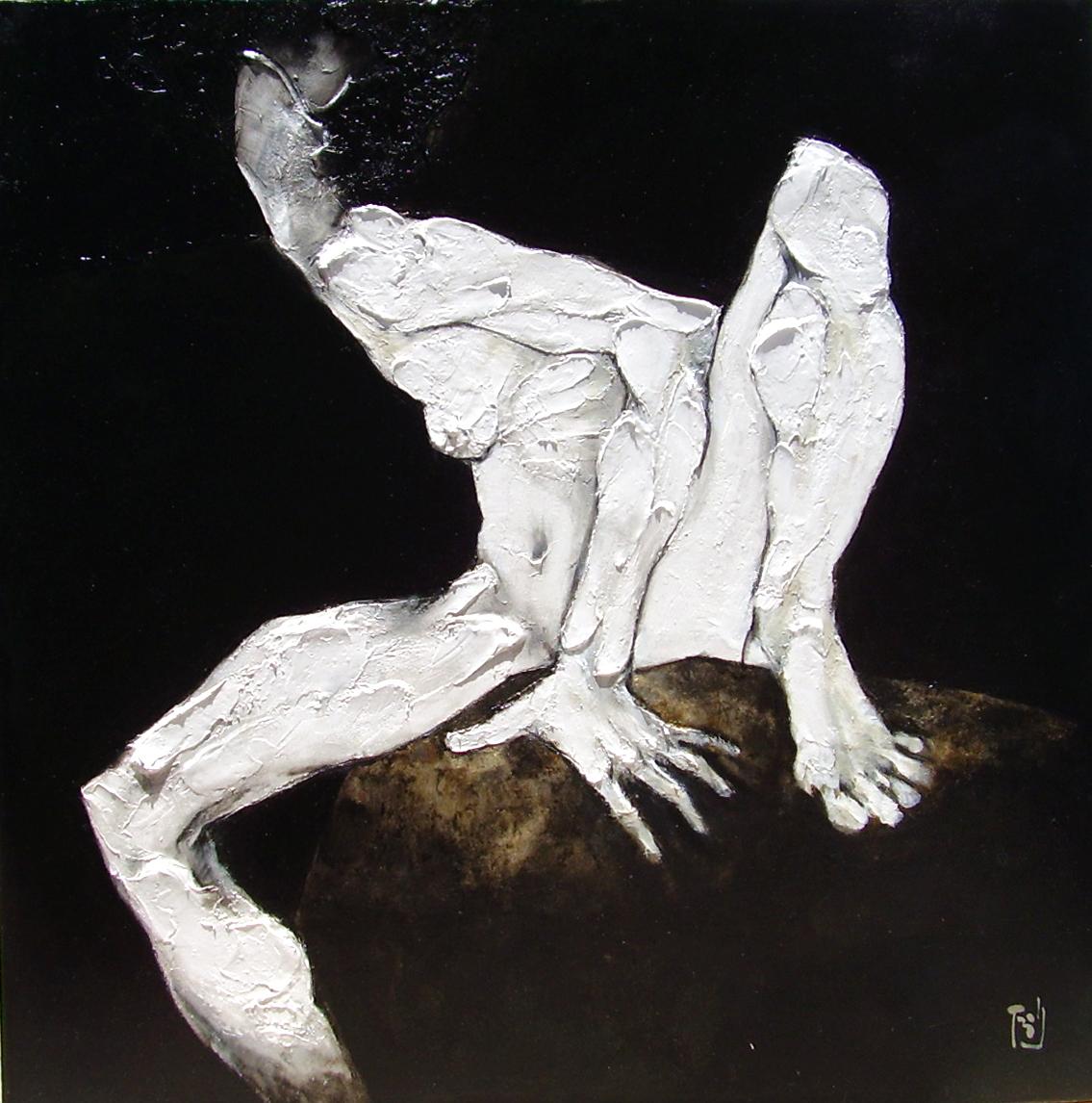 White nude | Khỏa Thân Trắng