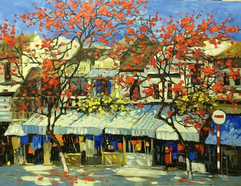 Summer Street | Phố Hạ