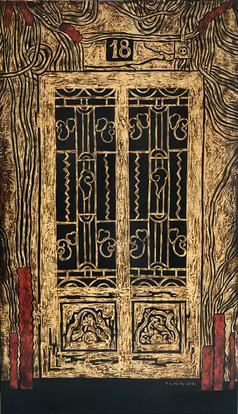 Door No. 1 | Cửa 01