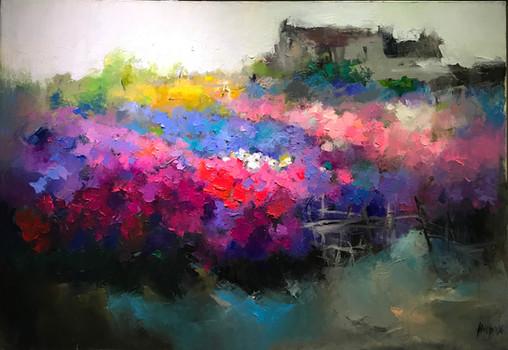Flower Field No. 2 | Cánh Đồng Hoa 02