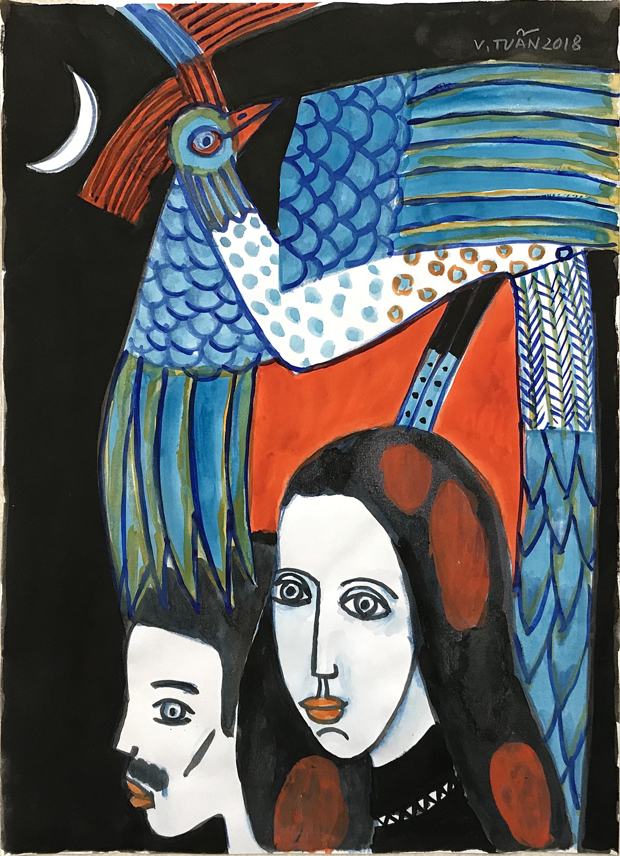 Con chim thần | Holy Bird