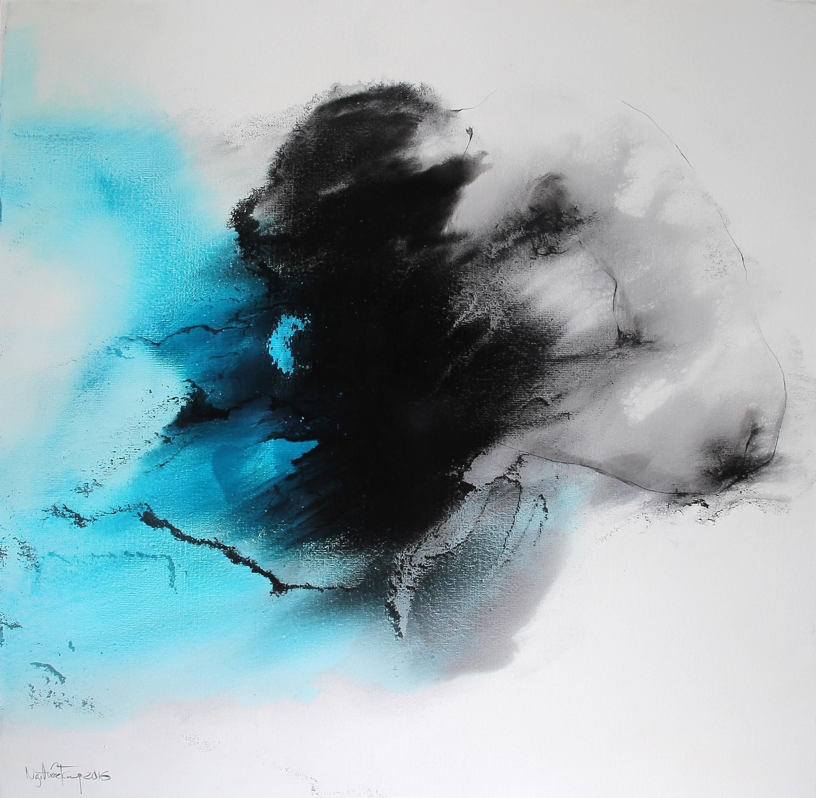 Blue Space No. 1