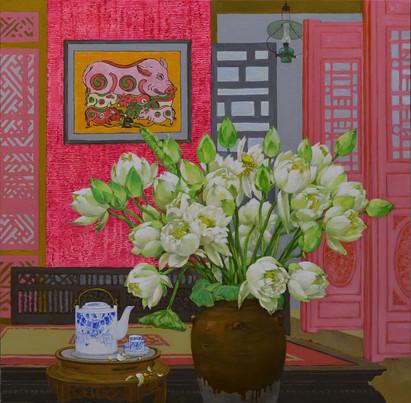 Lotus No. 3 | Hoa Sen 03