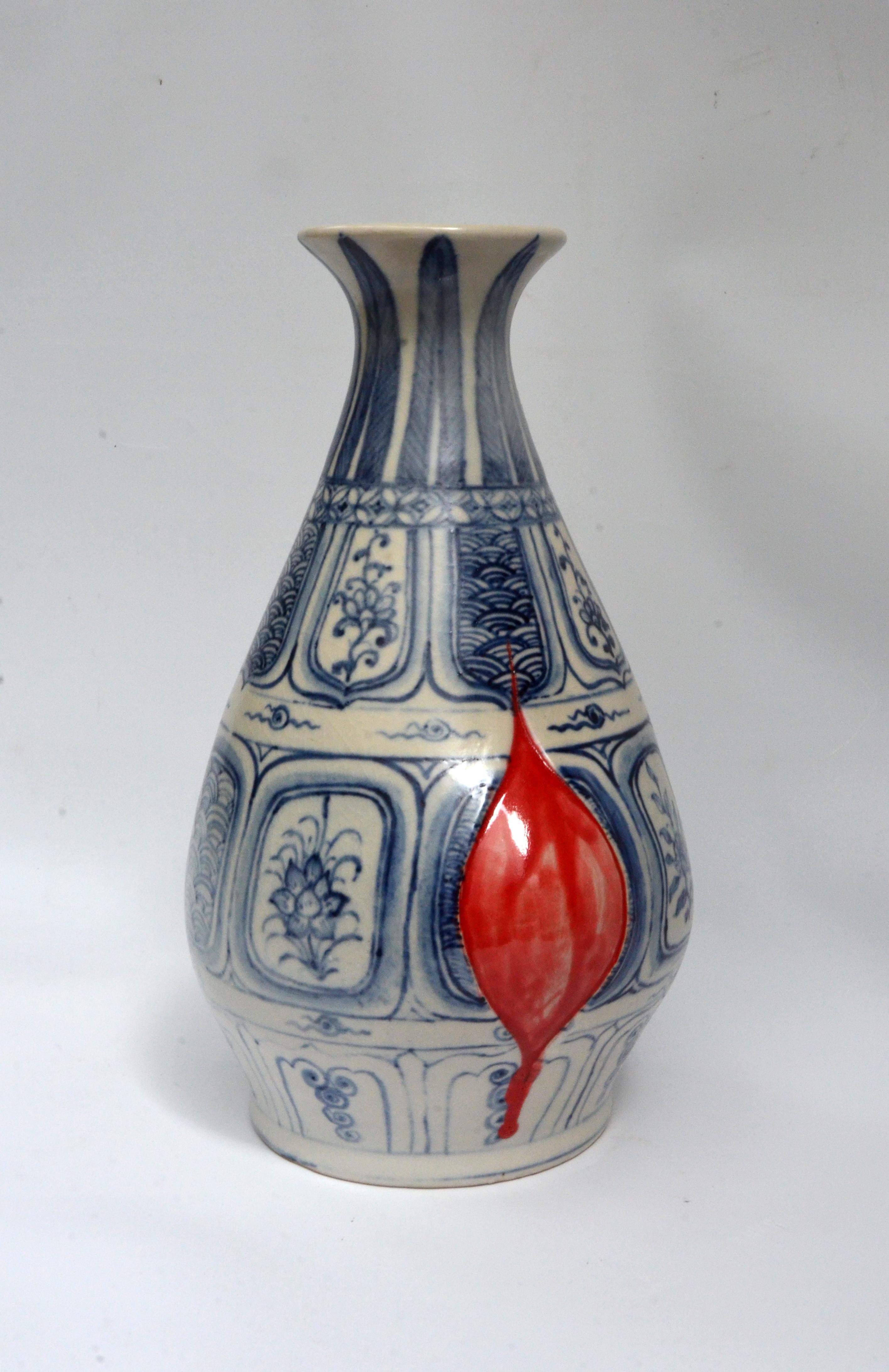 Vase 02 | Bình Tỳ Bà