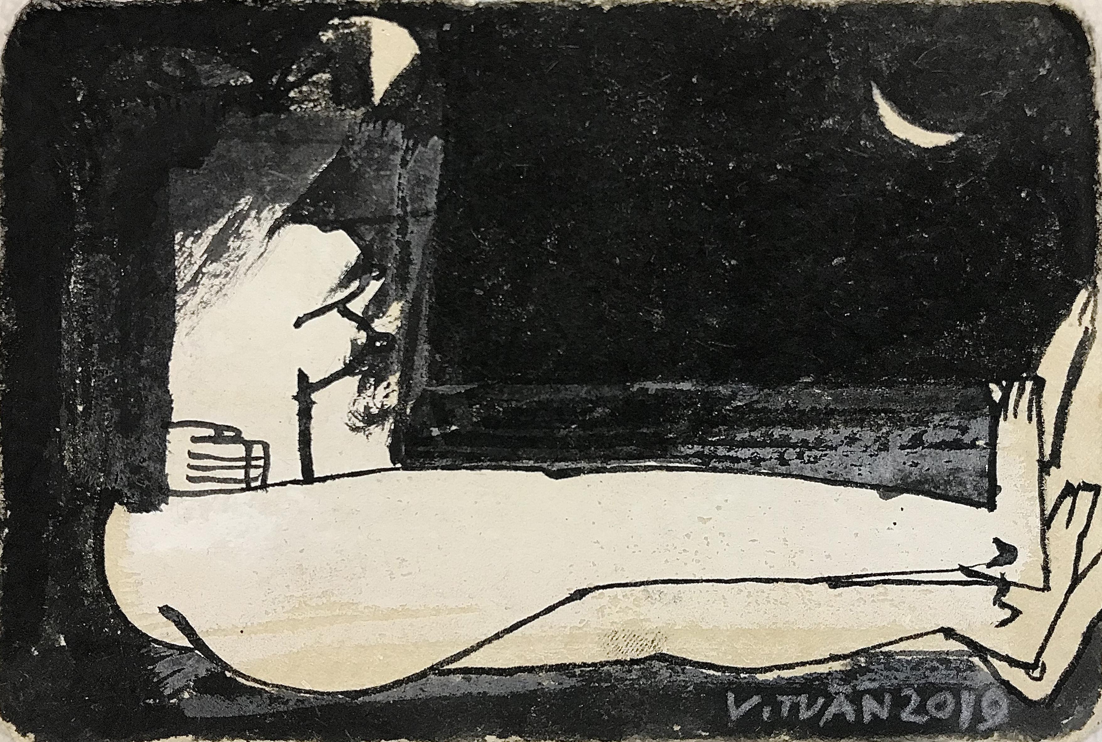 Trăng khuyết 02 | Crescent Moon 02