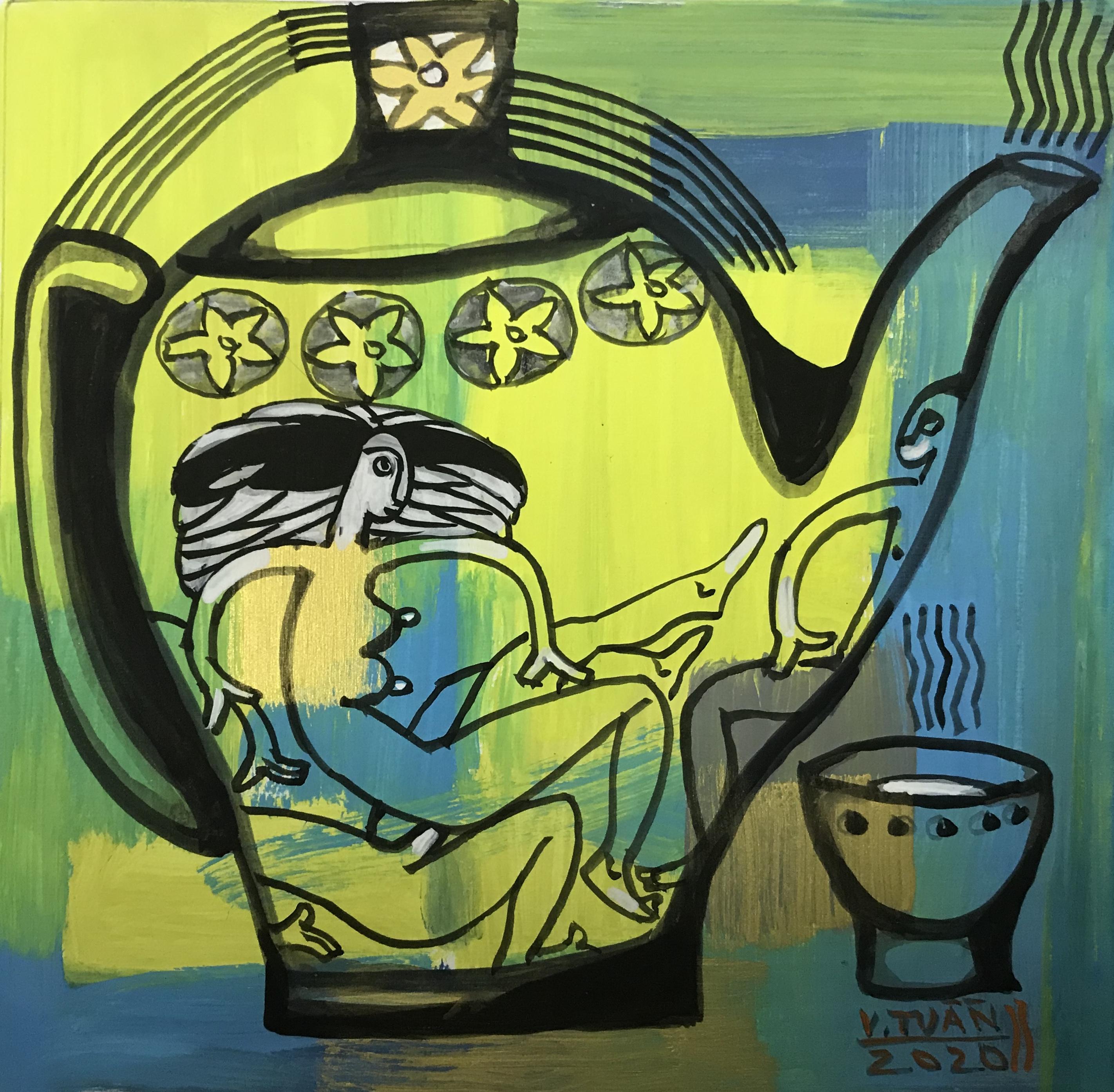 Thưởng trà | Tea time