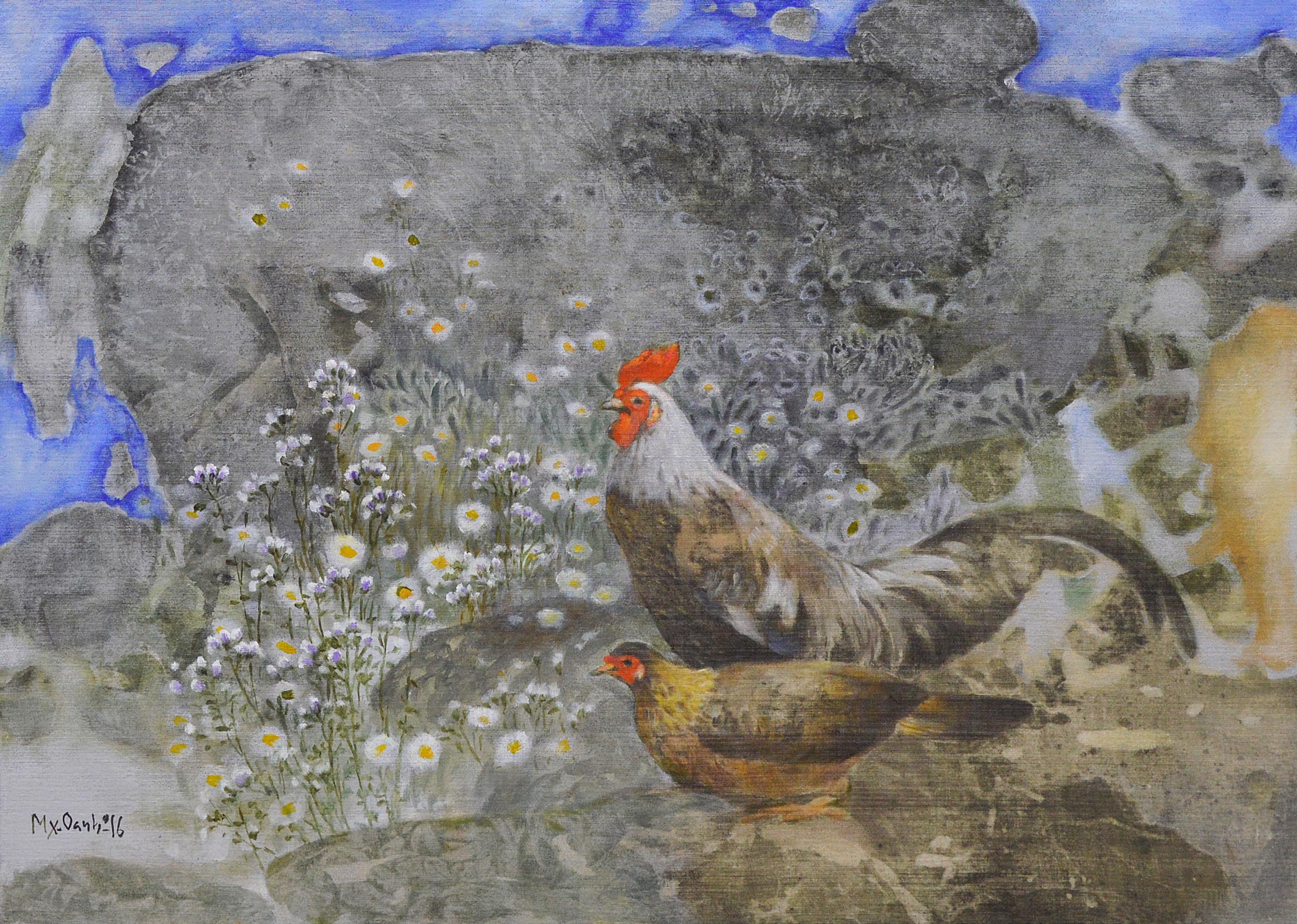 Chickens   Đàn Gà