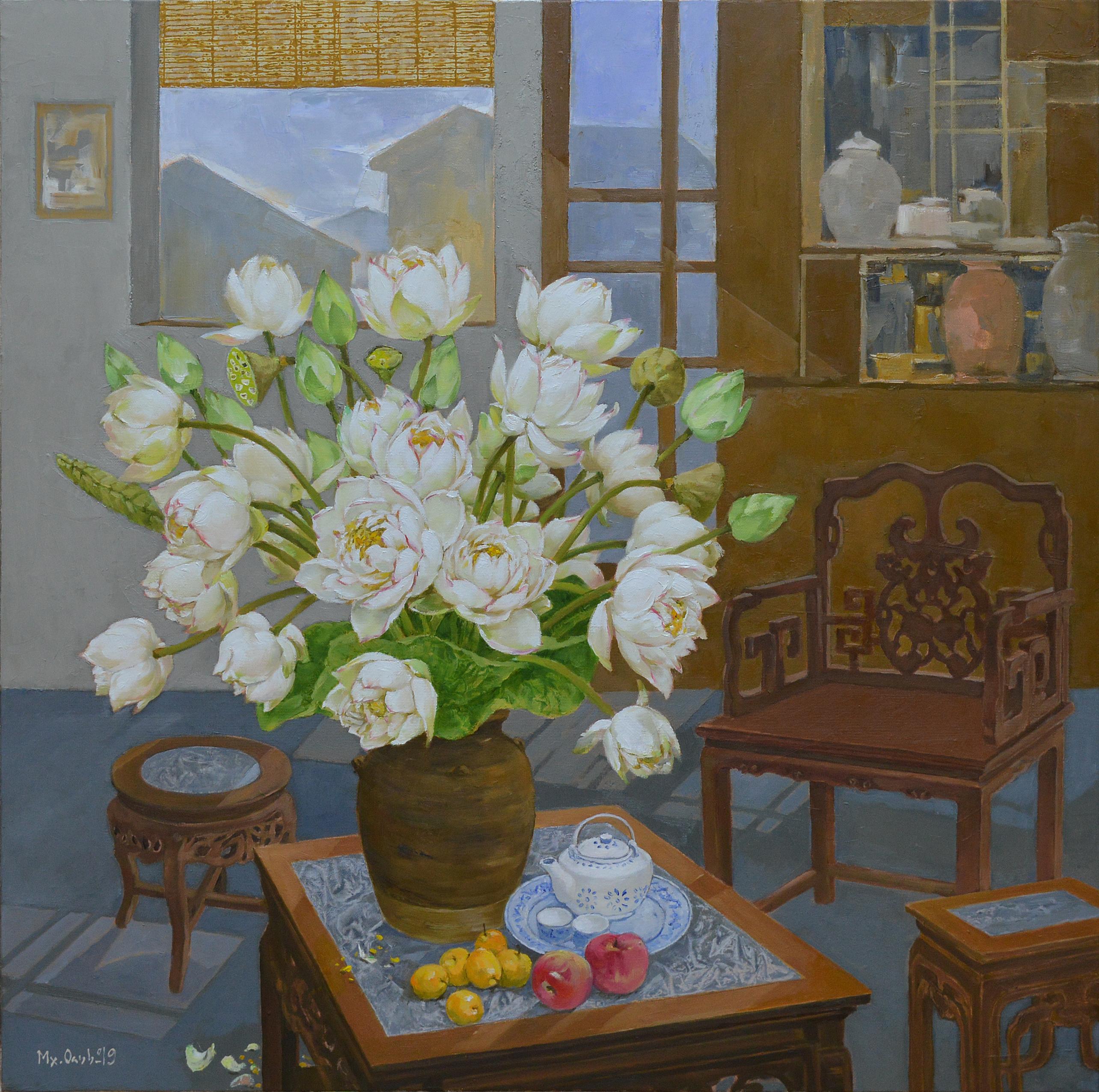 Summer Flowers No. 2 | Hoa Mùa Hạ 02