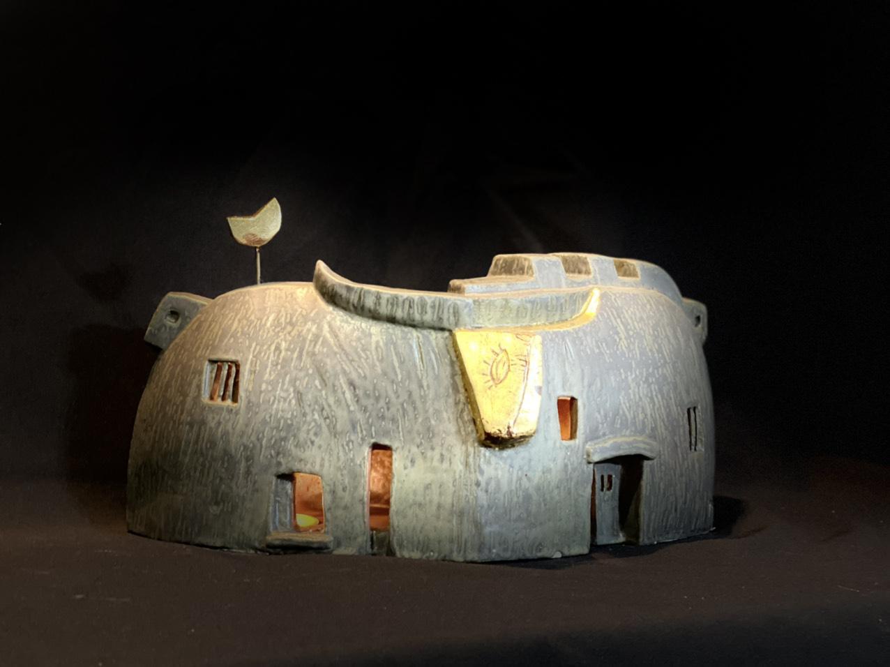 Buffalo House 01 | Trâu Nhà 01