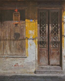 Sunny Porch | Nắng Hanh Bên Thềm