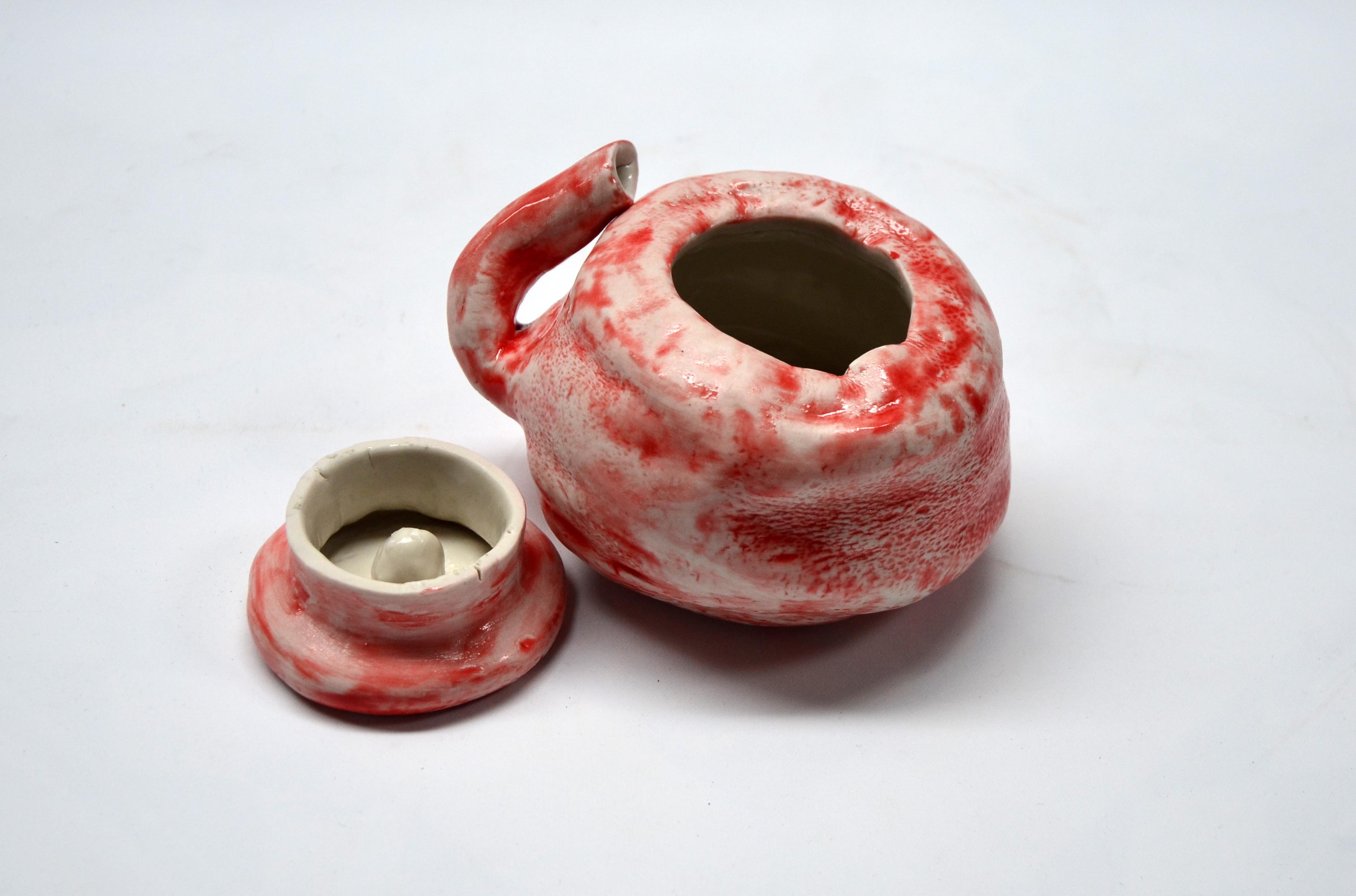 Teapot 02 | Ấm 02