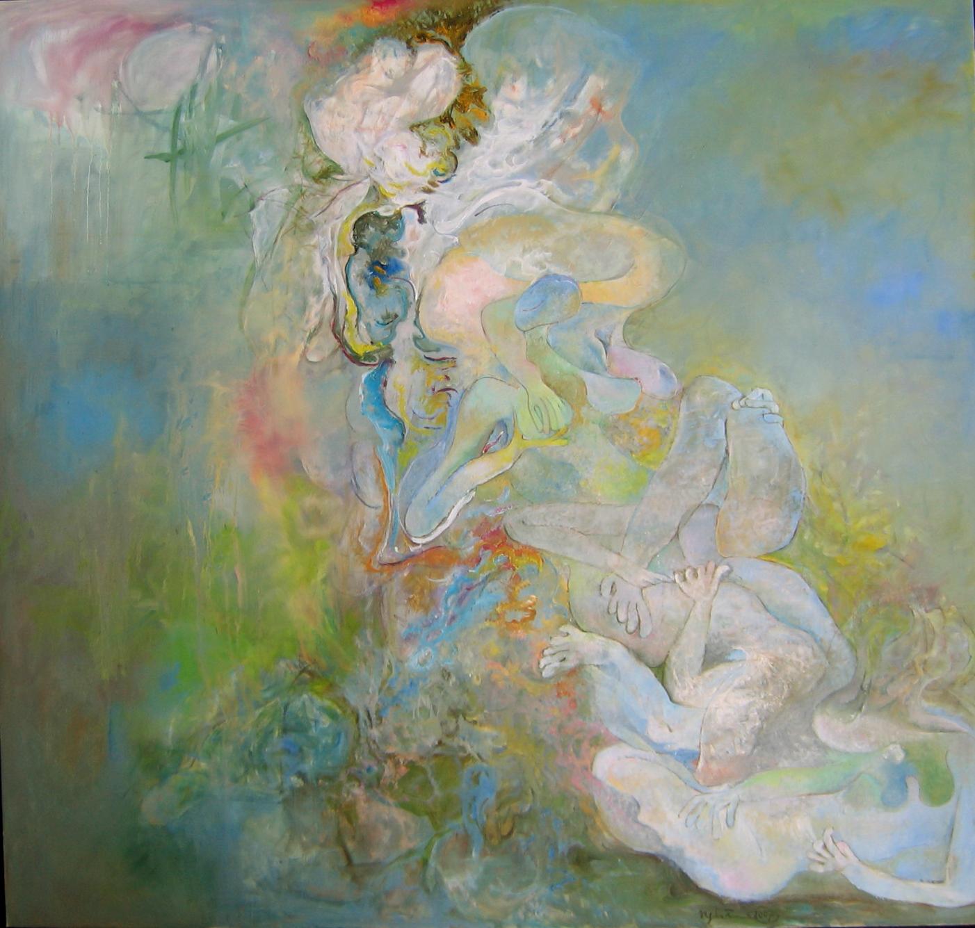 The Flowing Cloud | Đám Mây Trôi