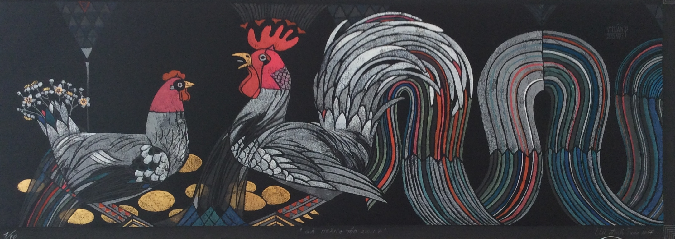 Royal Chicken No. 2   Gà Hoàng Tộc No. 2