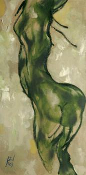 Green Nude | Nude Xanh