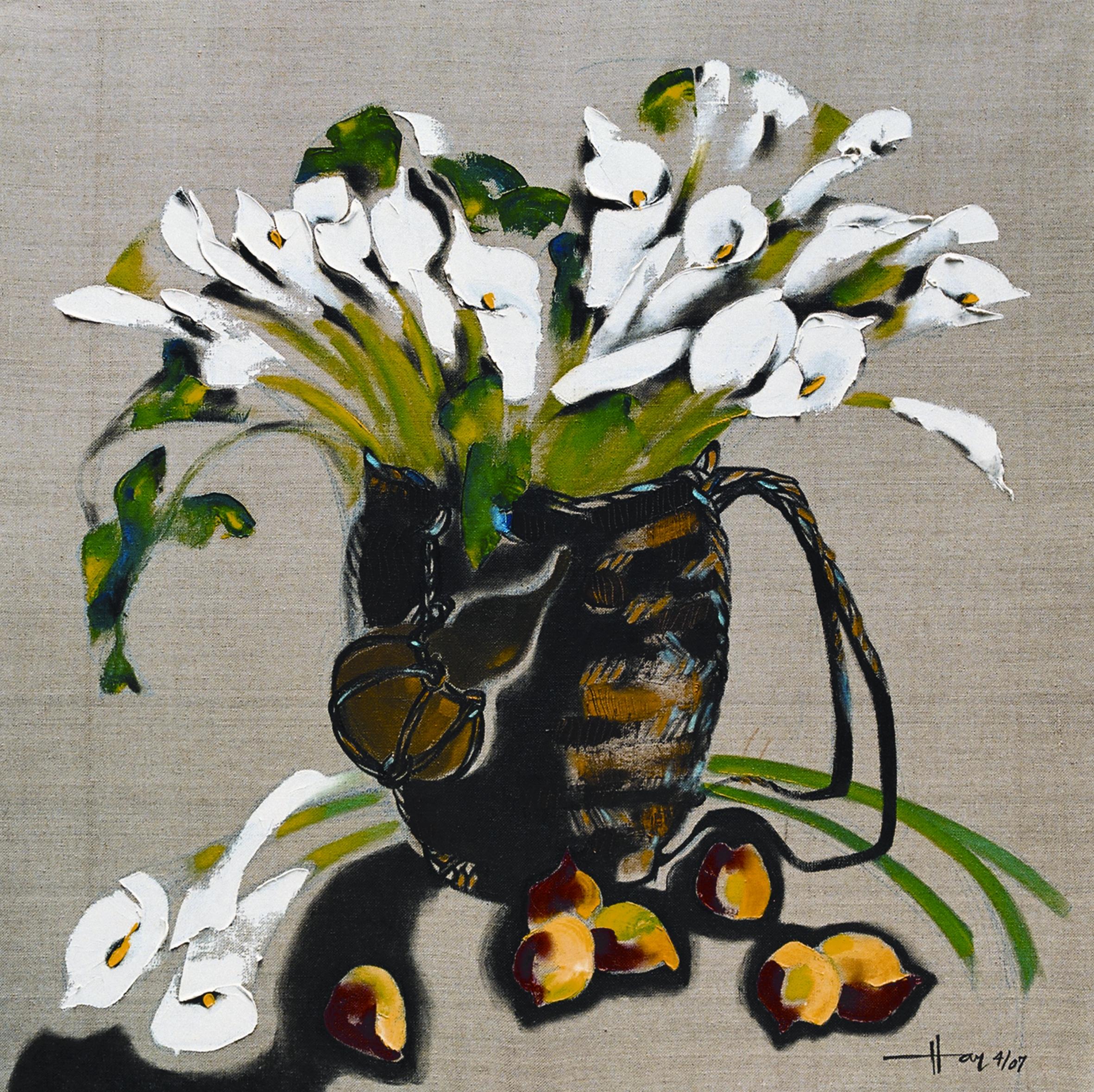 Arum Flowers | Gùi hoa Arum