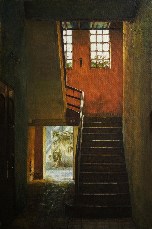 Upstairs | Lối Lên Nhà