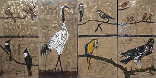 Birds' Stories   Chuyện của Chim