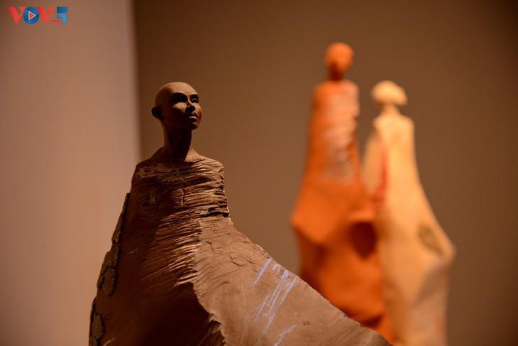 """Tác phẩm mang tên """"Chắc chắn"""" của Petra De Vree."""