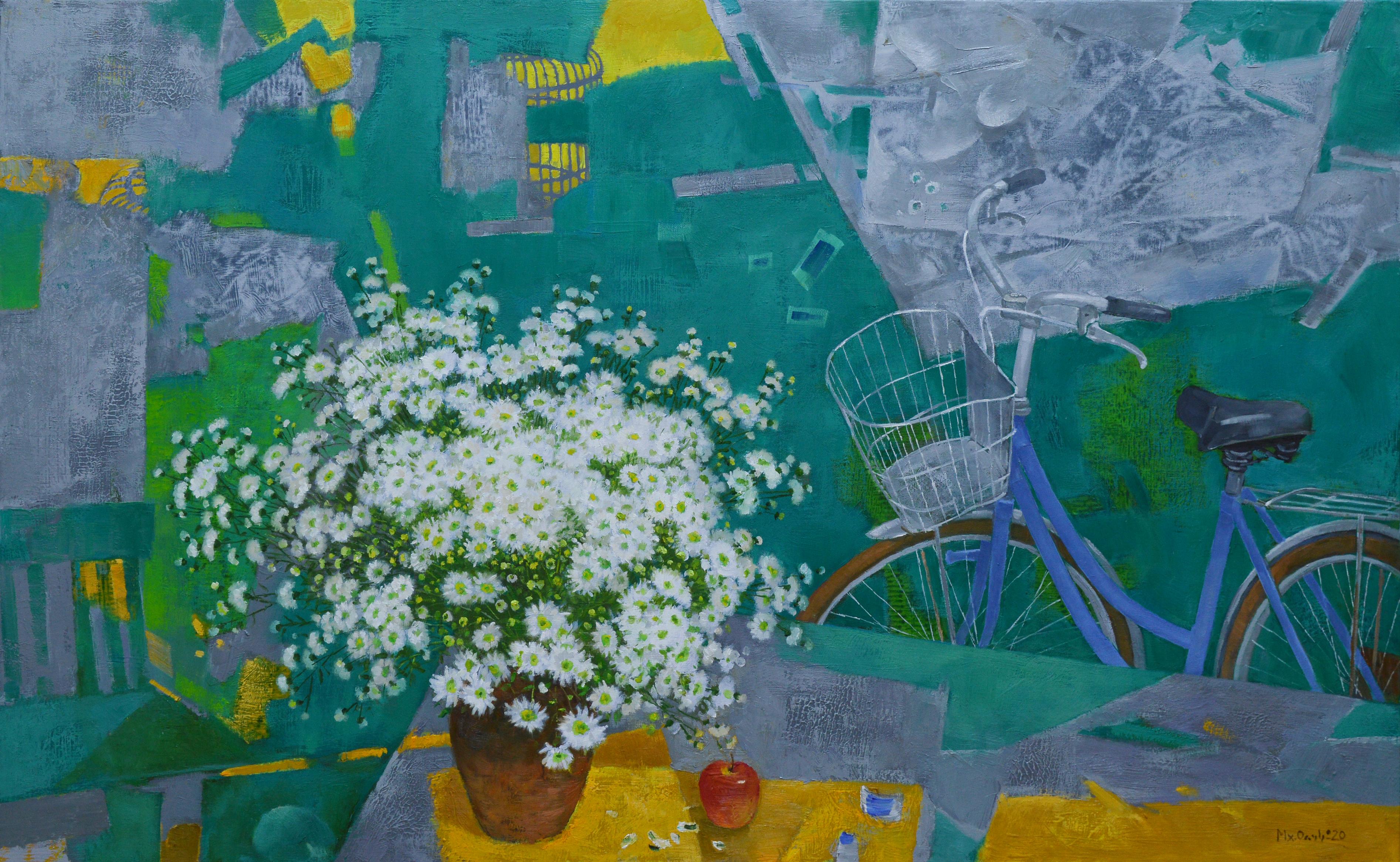 White Daisy and the Old Corner | Hoa Cúc Trắng và Góc Xưa