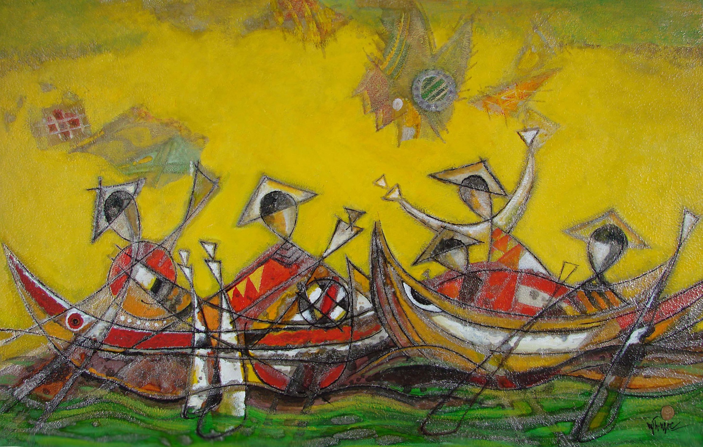 Sailing | Đua Thuyền