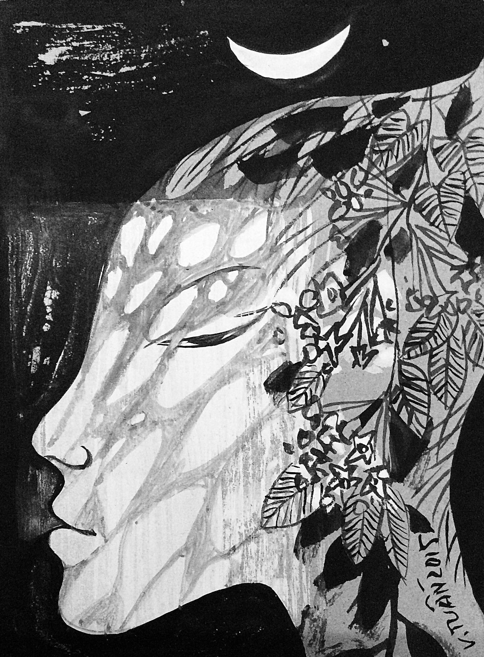 Dạ Hương | Night Lady