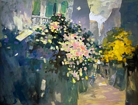 Flower Street | Phố Hoa
