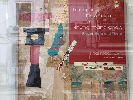 """""""Trong này, ngoài kia và những mảnh ghép"""" đánh dấu sự trở lại của họa sĩ Ngô Hùng Cường"""
