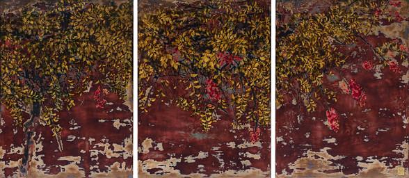 Flowers' Gate   Vòm Hoa